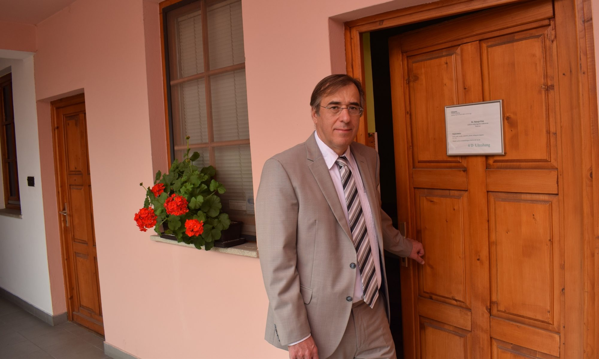 Dr. Balogh Elek